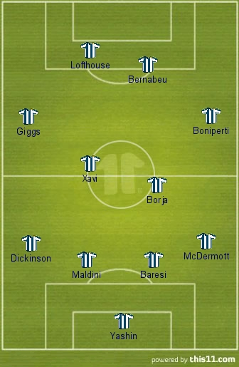 First Eleven – One Club Men « The First Eleven